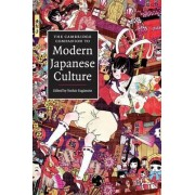 The Cambridge Companion to Modern Japanese Culture by Yoshio Sugimoto