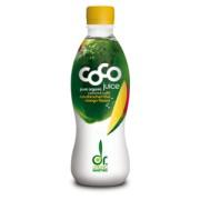 Apa de cocos organica cu mango GreenCoco 330ml