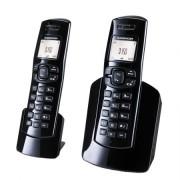 Telefon digital fara fir Dect Sagemcom D150Duo Black