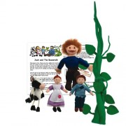Traditional Story Sets - Jack and the Beanstalk (bábok)