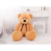 Big Golden Brown Smiling Teddy Bear (5 Feet) - 150 cms - 60 Inch