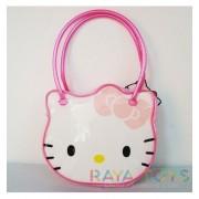 Детска чантичка Кити с аксесоари Hello Kitty