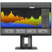 """Monitor LED Hp Z24NF 23.8"""" Full Hd Black"""