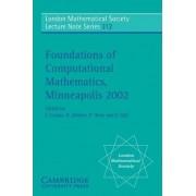 Foundations of Computational Mathematics, Minneapolis 2002 by Felipe Cucker
