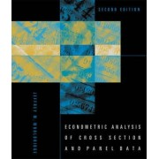 Econometric Analysis of Cross Section and Panel Data by Jeffrey M. Wooldridge