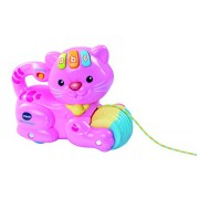 Vtech Baby Pull and Play Kitten Pink