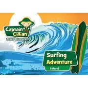 Captain Cillian Learning Adventures - Ireland Collection: Surfing Fun Adventure 2 by Carina Ginty