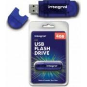 USB Flash Drive Integral Evo 4GB Albastru