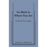 Go Back to Where You Are by David Greenspan