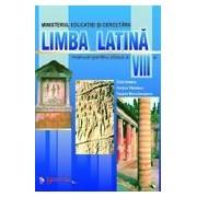 Limba latina. Manual pentru clasa a VIII-a