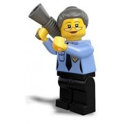 LEGO The Movie LOOSE Minifigure Ma Cop