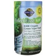 RAW Perfect Food Organic Powder 240 g Garden of Life