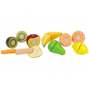 Fresh Fruit Seasons Best 13 Piece Wooden Set