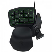 Клавиатура Razer Tartarus Chroma - Expert RGB Gaming Keypad - FRML,25 fully programmable membrane keys, 8-way thumb-pad - RZ07-01510100-R3M1