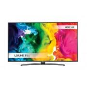 Televizor Smart LED LG 164 cm Ultra HD 65UH661V, WiFi, USB, CI+, Grey