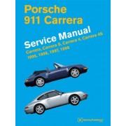 Porsche 911 Carrera (Type 993) Service Manual 1995, 1996, 1997, 1998: Carrera, Carrera S, Carrera 4, Carrera 4S