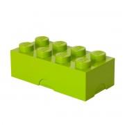 Lego - Lunch Box 8, hellgrün