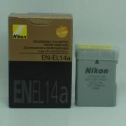 EN-EL14a Battery For Nikon Df P5300 D3300 P7800 P7100 EL14a