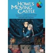 Howl's Moving Castle Film Comic: v. 4 by Hayao Miyazaki