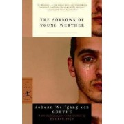 Sorrows of Young Werther by Johann Wolfgang von Goethe