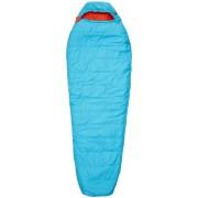VAUDE Kiowa 900 - Sacos de dormir - naranja/azul Sacos de dormir momia
