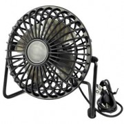 SATZUMA Desk Fan Mini Ventilateur USB