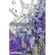 Pandora Hearts: v. 18 by Jun Mochizuki