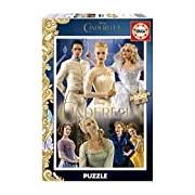 Educa 16329 - Cinderella - 500 pieces - Disney Family Puzzle