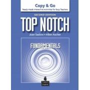 Top Notch Fundamentals Copy and Go by Allen Ascher