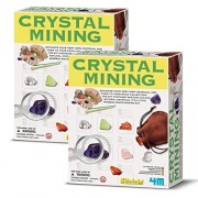 4 M Crystal Mining Kit, Twin Pack