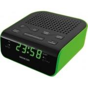 Digitális rádiós ébresztő óra SRC 136 GN