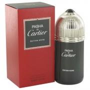 Cartier Pasha De Cartier Noire Eau De Toilette Spray 3.3 oz / 97.59 mL Men's Fragrance 513459
