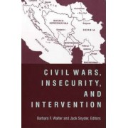 Civil Wars, Insecurity, and Intervention by Barbara Walter