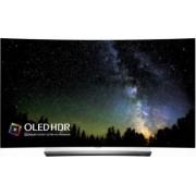 Televizor OLED 164 cm LG OLED65C6V 4K UHD Smart Tv 3D Ecran Curbat