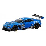 "Scalextric Aston Martin Vantage Gt3 ""Royal Purple"" Daytona 24hr 2015 Slot Car (1:32 Scale)"