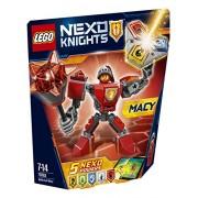 Lego Nexo Knights 70363 - Set Costruzioni Macy da Battaglia
