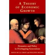 A Theory of Economic Growth by David de La Croix