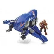 Mega Bloks Halo 5 - Banshee Strike - 173pcs - Cng65 - Mattel