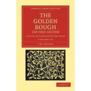 The Golden Bough 2 Volume Set by Sir James George Frazer
