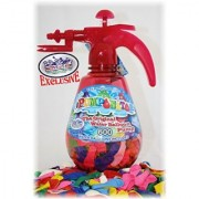 Pumponator The Original Water Balloon Pumping Station Deluxe Mattys Toy Stop Exclusive with 600 Balloons (New Design)
