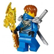 LEGO® Ninjago Minifig Jay Rebooted from 70728