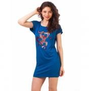 Rochie Heart Starlight Blue