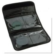 Dörr suport filtru 4 bucăți până la 82mm