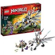Lego NINJYAGO Titanium Dragon 70748