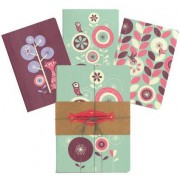 Nature's Friends- Stitched Notebook 3 Pack
