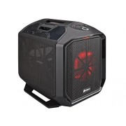 Corsair CC-9011061-WW Graphite Series 380T Portable Mini ITX Case (Black)