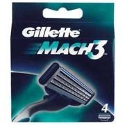 Gillette Mach3 4-pack - Gillette