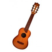 6 String 27 Classical Acoustic Guitar Toy for Kids with Tight Tunable Strings and Vibrant Sounds Brown Color ...
