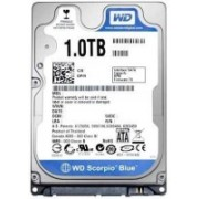 WD Blue 1 TB Laptop Internal Hard Disk Drive (WD10JPVT/WD10JPVX/WD10SPZX)