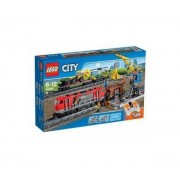 60098 Le train de marchandises rouge, City